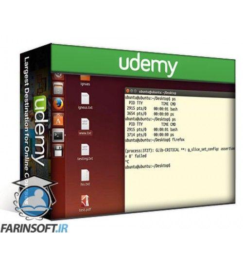 آموزش Udemy Shell scripting for linux beginners. Get started with Linux