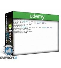 آموزش Udemy Shell Scripting: Discover How to Automate Command Line Tasks