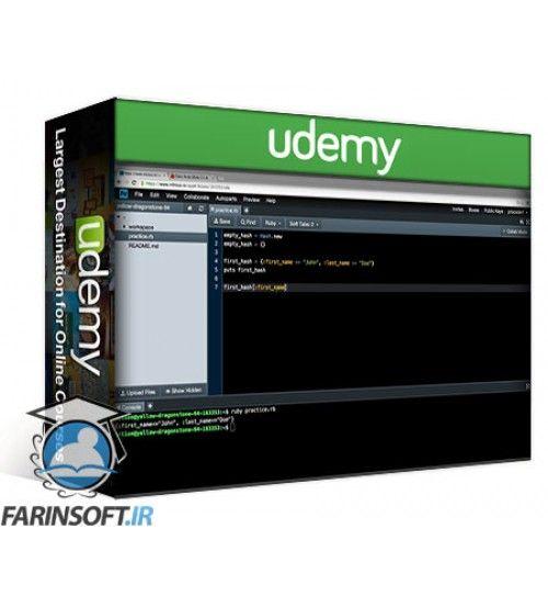 آموزش Udemy The Complete Web Developer Bootcamp – Beginner to Expert