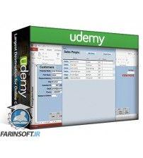 آموزش Udemy Access VBA Intermediate: Power Search & Word or Excel Export