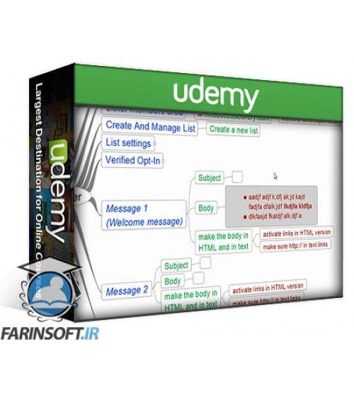 آموزش Udemy Discover Freemind Mind Mapping Software