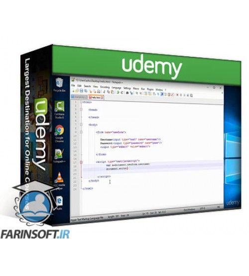 آموزش Udemy Javascript for Beginners