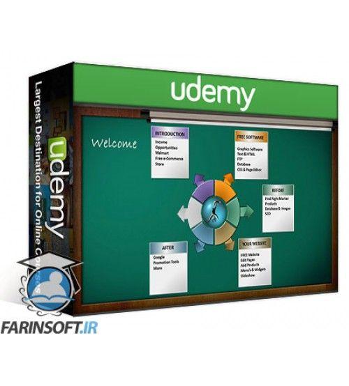 آموزش Udemy New Business – Build Online Stores for Yourself or Other