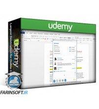 آموزش Udemy Professional documents using Word 2013