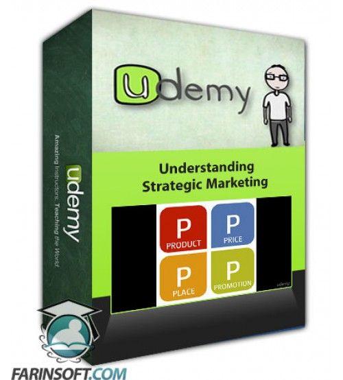 آموزش Udemy Understanding Strategic Marketing