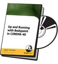آموزش Lynda Up and Running with Bodypaint in CINEMA 4D