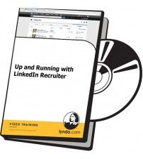 آموزش Lynda Up and Running with LinkedIn Recruiter