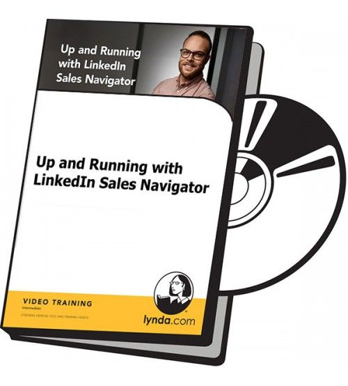 آموزش Lynda Up and Running with LinkedIn Sales Navigator