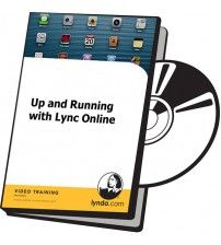 دانلود آموزش Lynda Up and Running with Lync Online