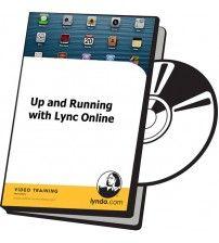 آموزش Lynda Up and Running with Lync Online