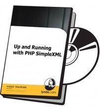 آموزش Lynda Up and Running with PHP SimpleXML