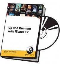 دانلود آموزش Lynda Up and Running with iTunes 12