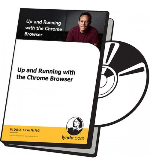 آموزش Lynda Up and Running with the Chrome Browser
