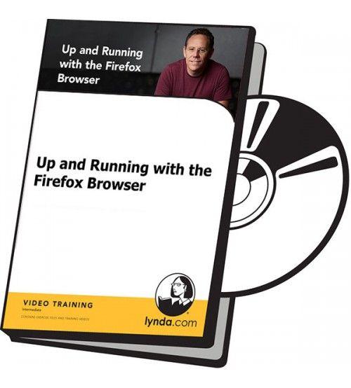 آموزش Lynda Up and Running with the Firefox Browser