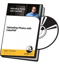آموزش Lynda Uploading Photos with CakePHP