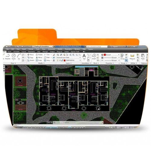 آموزش Digital Tutors Using Annotative Properties to Suit All Scales in AutoCAD
