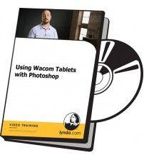 دانلود آموزش Lynda Using Wacom Tablets with Photoshop