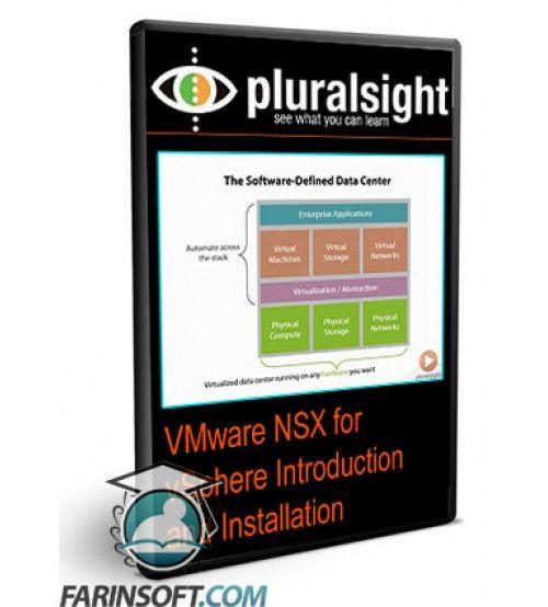 آموزش PluralSight VMware NSX for vSphere Introduction and Installation
