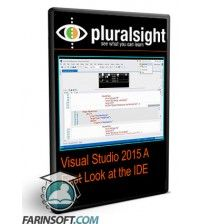 آموزش PluralSight Visual Studio 2015 A First Look at the IDE