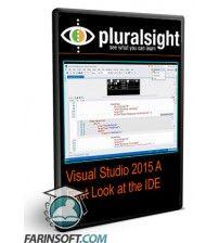 آموزش PluralSight Visual Studio 2015 A First Look at the IDE