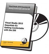دانلود آموزش Lynda Visual Studio 2015 Essentials 02: Getting Comfortable with the IDE