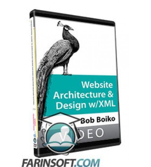آموزش InfiniteSkills Website Architecture and Design with XML