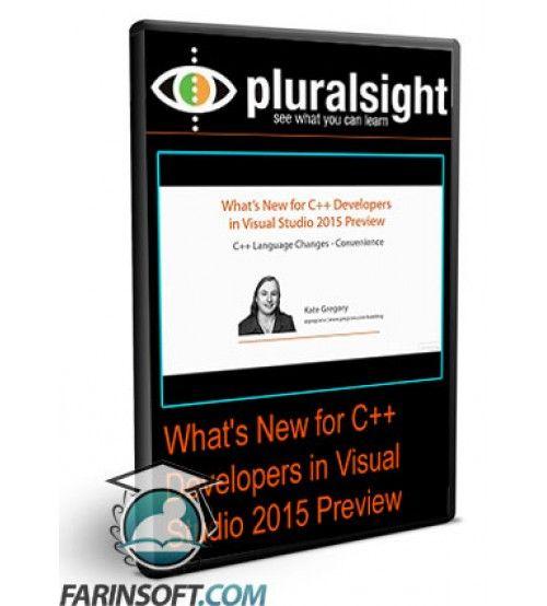آموزش استفاده از قابلیت های جدید Visual Studio 2015 – ویژه برنامه نویسان C++