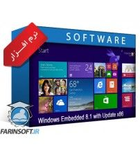 سیستم عامل Windows Embedded 8.1 with Update x86 AIO
