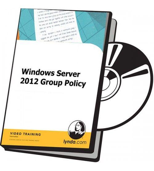 آموزش Lynda Windows Server 2012 Group Policy
