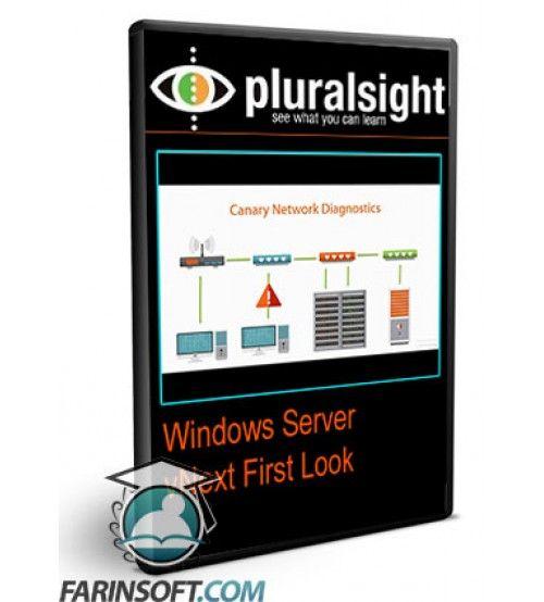 آموزش PluralSight Windows Server vNext First Look