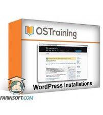 دانلود آموزش OS Training WordPress Installations
