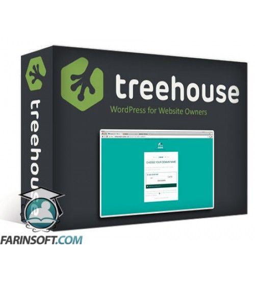 آموزش TeamTreeHouse WordPress for Website Owners