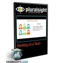 آموزش PluralSight Working on a Team