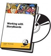 دانلود آموزش Lynda Working with StoryBoards