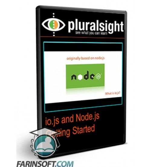 آموزش PluralSight io.js and Node.js Getting Started