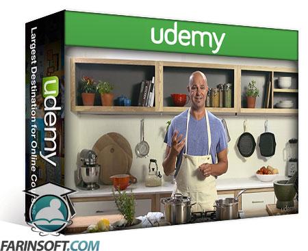 آموزش آشپزی و پخت غذاهای سنتی فرانسوی
