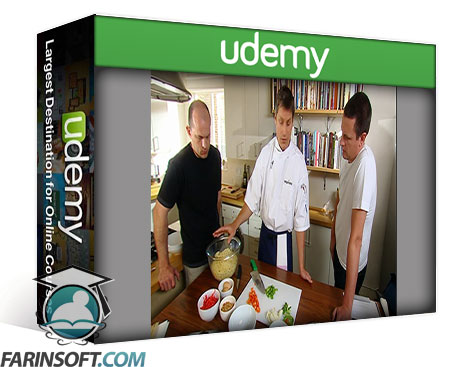 آموزش دوره آموزش آشپزی Wagamama Cookbook
