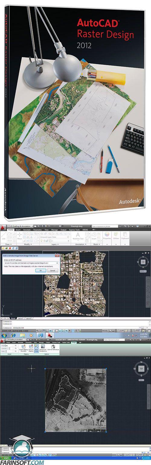 free download autocad raster design needsggett. Black Bedroom Furniture Sets. Home Design Ideas
