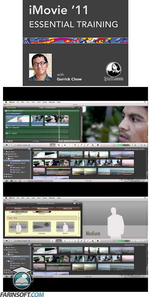 iMovie-11-Essential-Training