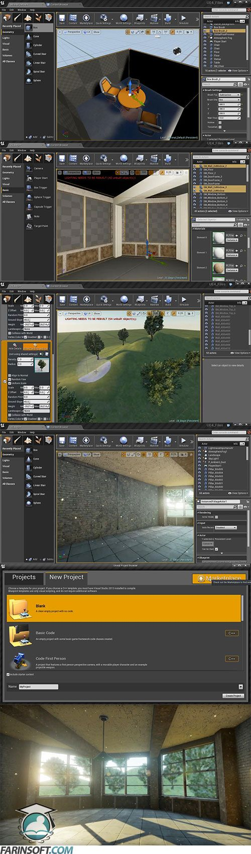 Introduction-to-Unreal-Engine-4.