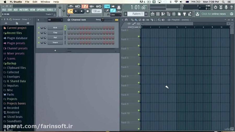 دانلود Udemy Game Music Composition: Make Music For Games From Scratch