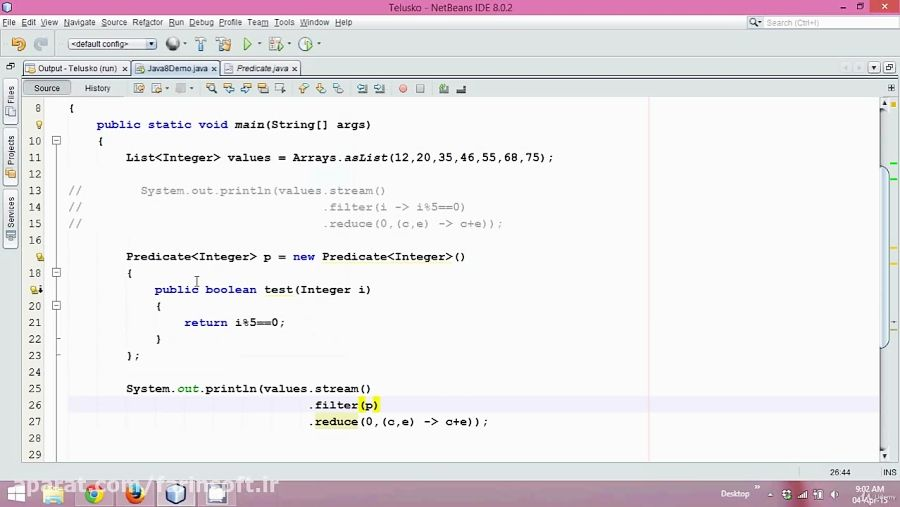 دانلود Udemy JAVA Programming MASTERCLASS – 50+ Hours – JAVA For Beginner (  2018 )