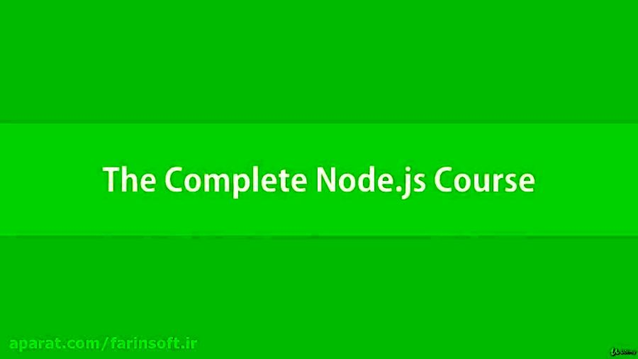 دانلود Udemy Node js: The Complete Guide to Build RESTful APIs